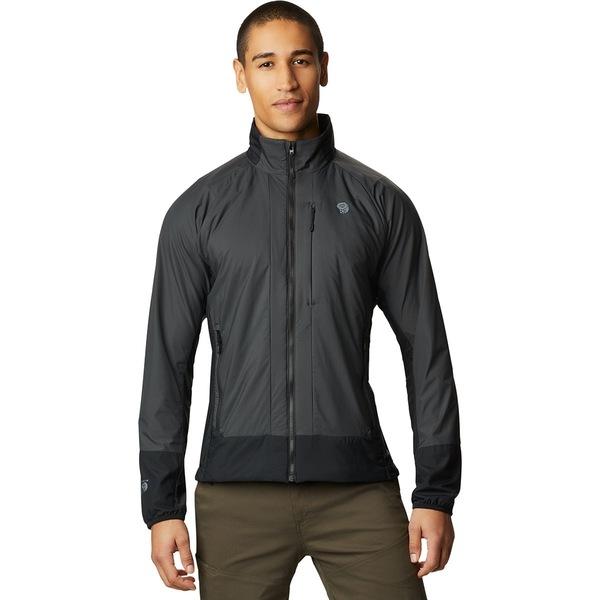 マウンテンハードウェア メンズ ジャケット&ブルゾン アウター Kor Cirrus Hybrid Jacket - Men's Dark Storm