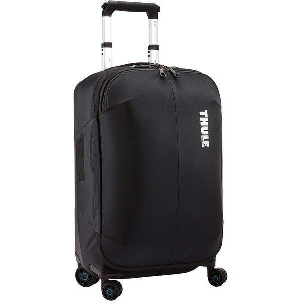 スリー レディース ボストンバッグ バッグ Subterra Spinner Carry On Bag Black
