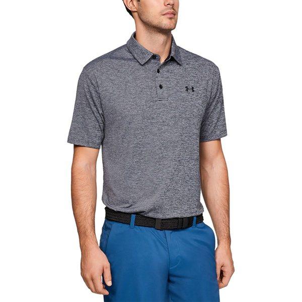 アンダーアーマー メンズ シャツ トップス Playoff 2.0 Polo Shirt - Men's Black/Black/Black