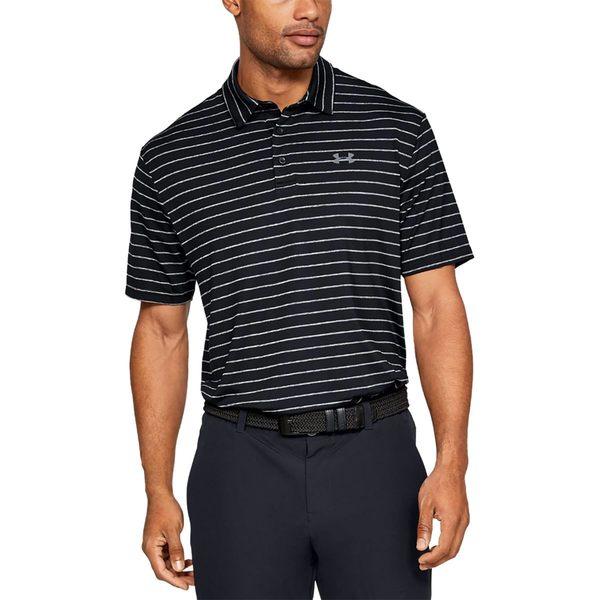 アンダーアーマー メンズ シャツ トップス Playoff 2.0 Polo Shirt - Men's Black/Jet Gray/Pitch Gray