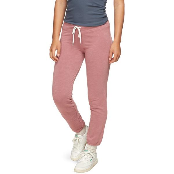 モンロー レディース カジュアルパンツ ボトムス Super Soft Vintage Sweat Pant - Women's Deep Mauve