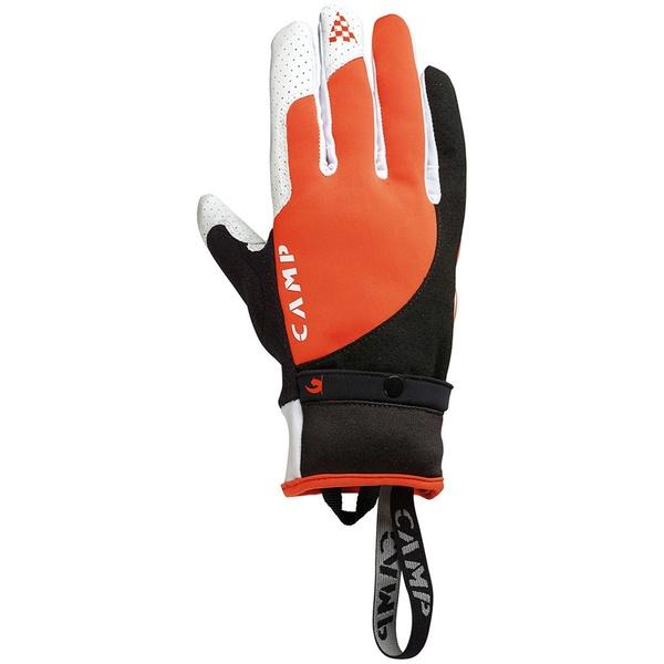 キャンプユーエスエー メンズ 手袋 アクセサリー G Comp Racing Glove Black/Orange