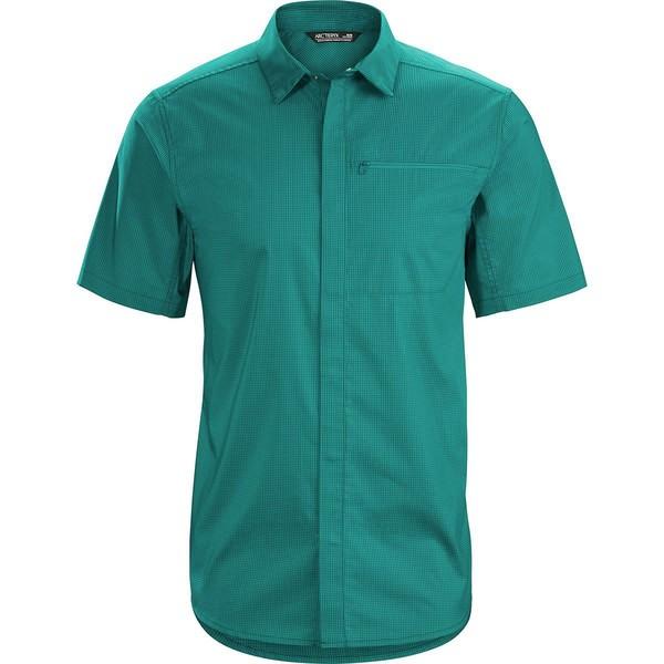 アークテリクス メンズ シャツ トップス Kaslo Short-Sleeve Shirt - Men's Illusion