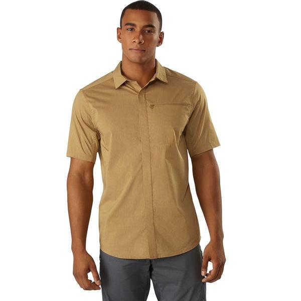 アークテリクス メンズ シャツ トップス Kaslo Short-Sleeve Shirt - Men's Mutu