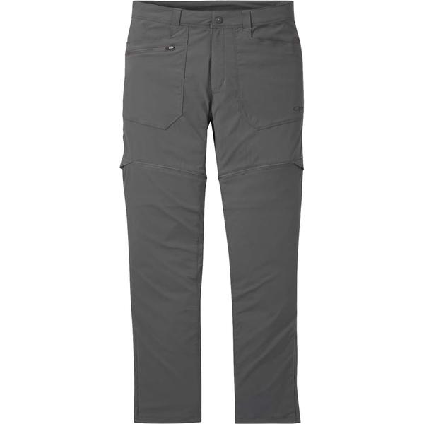 アウトドアリサーチ メンズ カジュアルパンツ ボトムス Equinox Convertible Pant - Men's Charcoal