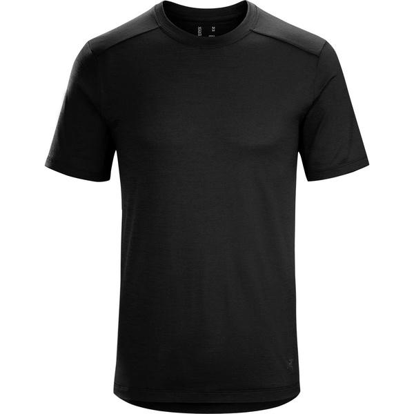 アークテリクス メンズ シャツ トップス A2B T-Shirt - Men's Black