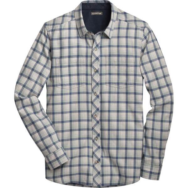 ドード アンドコー メンズ シャツ トップス Flannagan Long-Sleeve Shirt - Men's Arctic