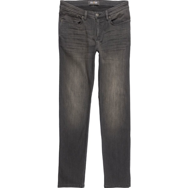 DU/ER メンズ カジュアルパンツ ボトムス Performance Denim Slim Jean - Men's Antique Black