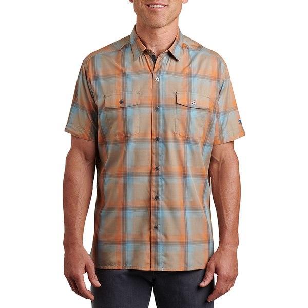キュール メンズ シャツ トップス Response Shirt - Men's Mirage