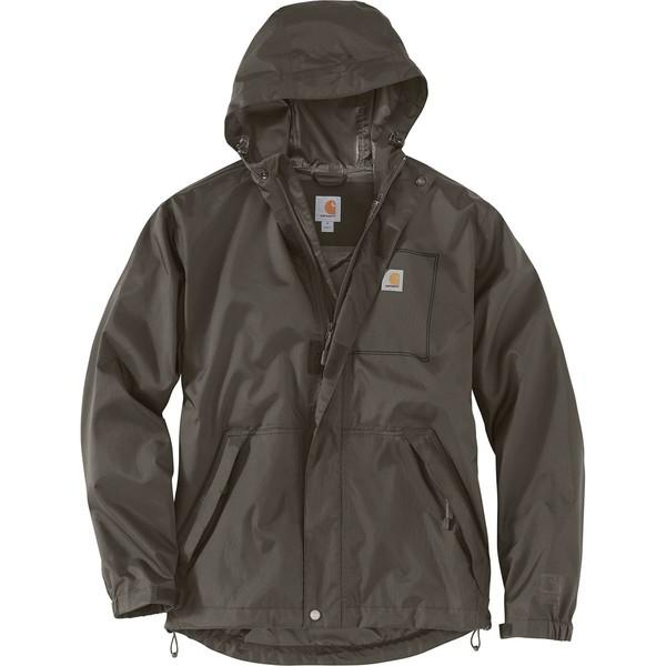 カーハート メンズ ジャケット&ブルゾン アウター Dry Harbor Jacket - Men's Tarmac