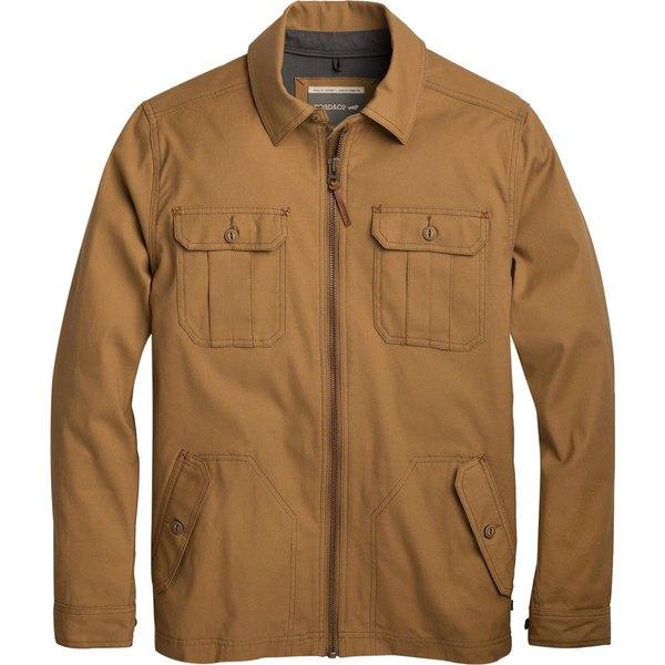 ドード アンドコー メンズ ジャケット&ブルゾン アウター Cool Hand Jacket - Men's Dijon