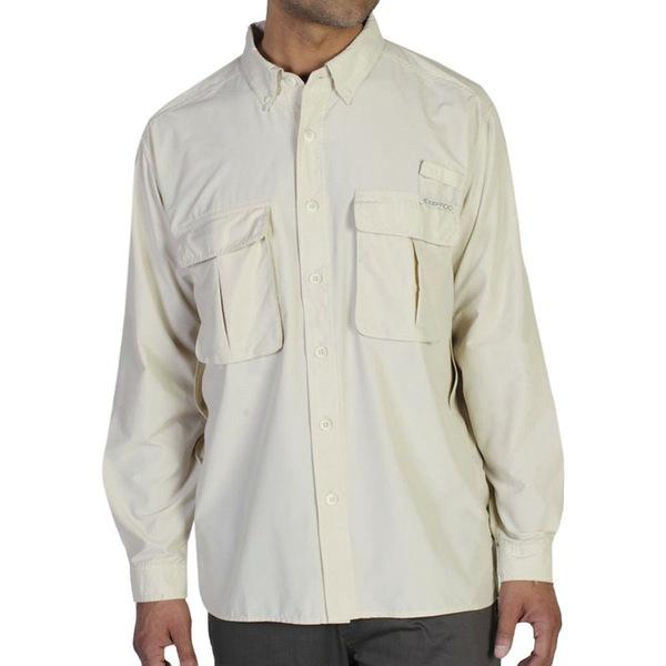 エクスオフィシオ メンズ シャツ トップス Air Strip Long-Sleeve Shirt - Men's Bone