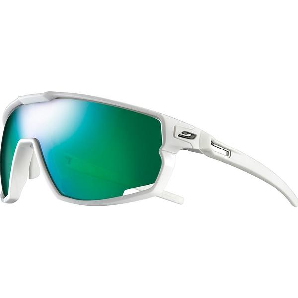 ジュルボ メンズ サングラス・アイウェア アクセサリー Rush Spectron 3CF Sunglasses White