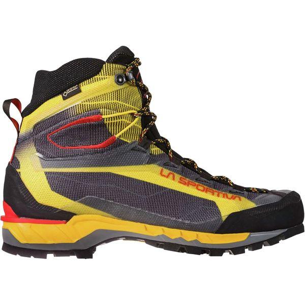 ラスポルティバ メンズ ハイキング スポーツ Trango Tech GTX Mountaineering Boot - Men's Black/Yellow