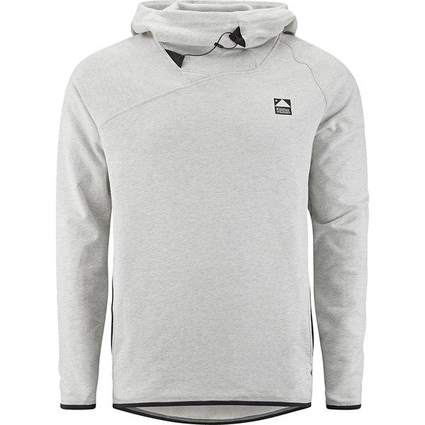 クレッタルムーセン メンズ ジャケット&ブルゾン アウター Falen Hooded Sweatshirt - Men's White Clay Melange
