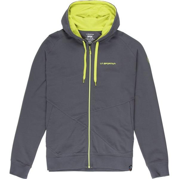 ラスポルティバ メンズ ニット&セーター アウター Rocklands Full-Zip Hoodie - Men's Carbon