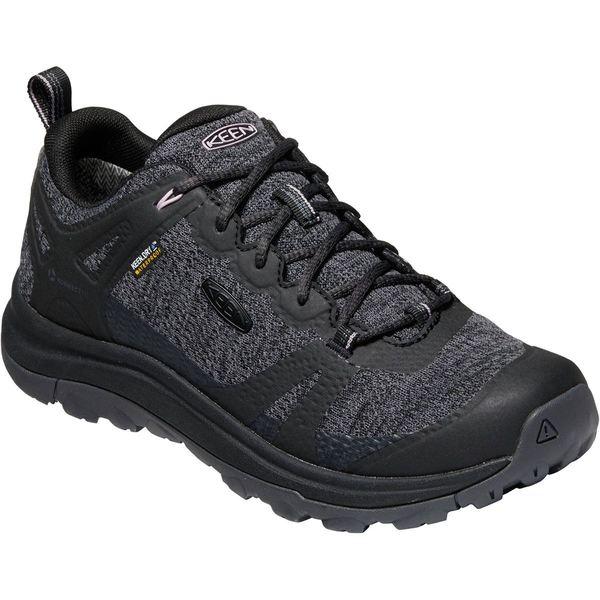 キーン レディース ハイキング スポーツ Terradora II WP Hiking Shoe - Women's Black/Magnet