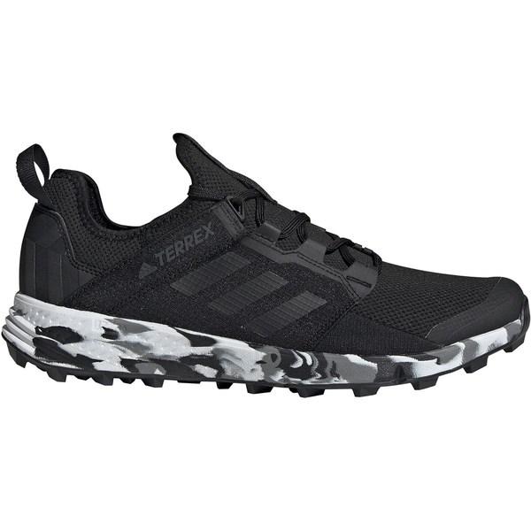 アディダス アウトドア メンズ ランニング スポーツ Terrex Speed LD Trail Running Shoe - Men's Black/Non-dyed/Carbon