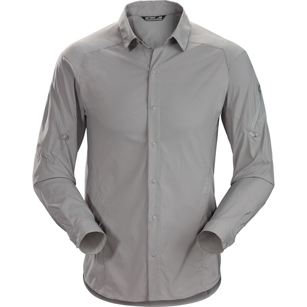 アークテリクス メンズ シャツ トップス Elaho Long-Sleeve Button-Up Shirt - Men's Cryptochrome