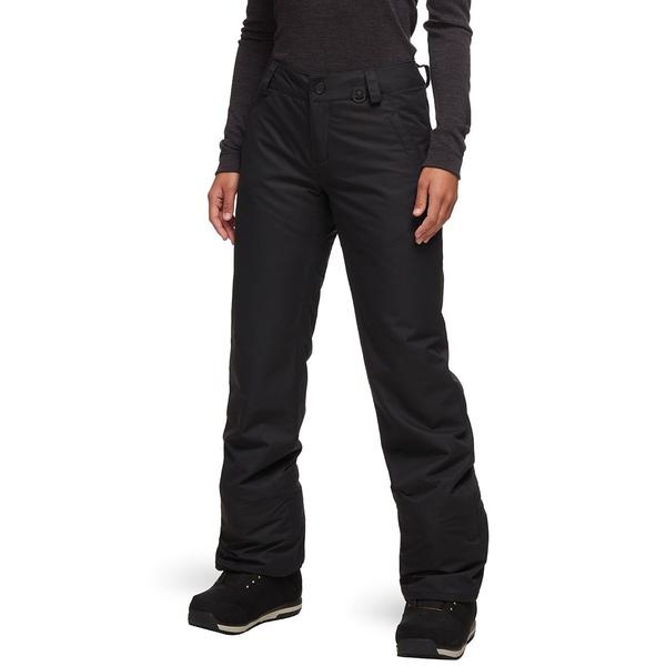 ボルコム レディース カジュアルパンツ ボトムス Frochickie Insulated Pant - Women's Black