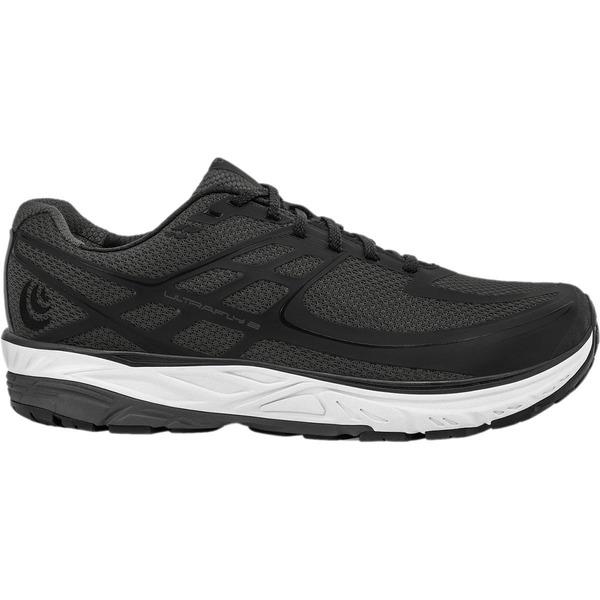トポアスレチック メンズ スポーツ ランニング Grey/Black 全商品無料サイズ交換 トポアスレチック メンズ ランニング スポーツ Ultrafly 2 Running Shoe - Men's Grey/Black