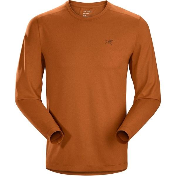 アークテリクス メンズ シャツ トップス Remige Long-Sleeve Shirt - Men's Agra