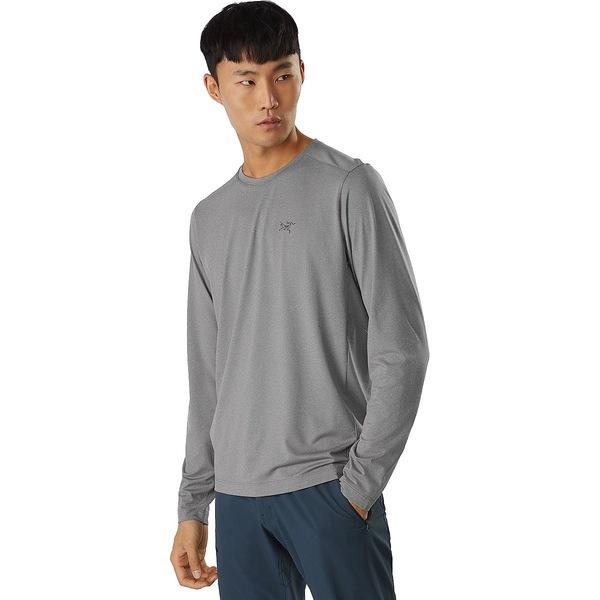 アークテリクス メンズ シャツ トップス Remige Long-Sleeve Shirt - Men's Cryptochrome