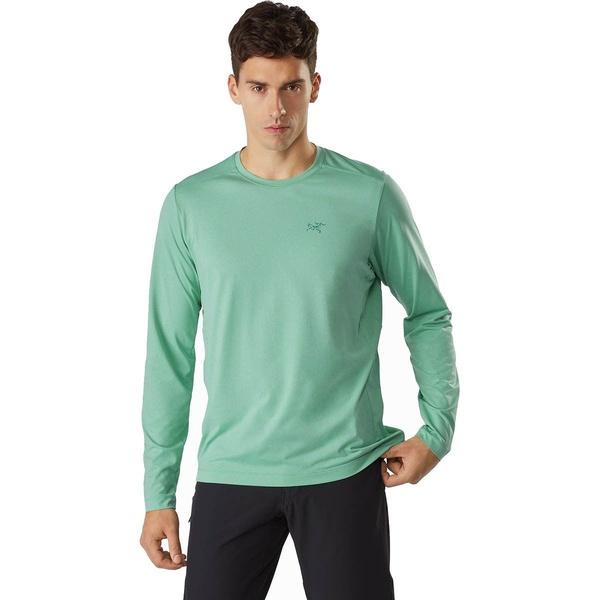 アークテリクス メンズ シャツ トップス Remige Long-Sleeve Shirt - Men's Kepler