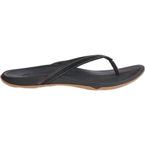 チャコ レディース サンダル シューズ Biza Flip Flop - Women's Black
