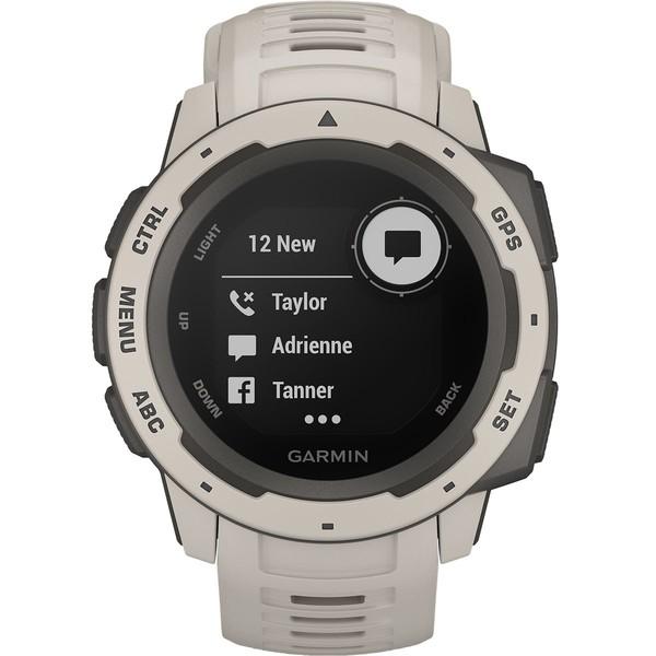 ガーミン メンズ 腕時計 アクセサリー Instinct GPS Watch Tundra
