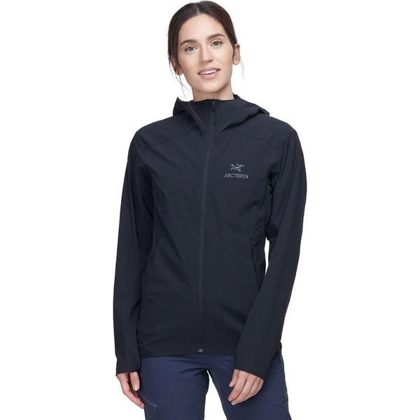 アークテリクス レディース ジャケット&ブルゾン アウター Gamma SL Hooded Jacket - Women's Black