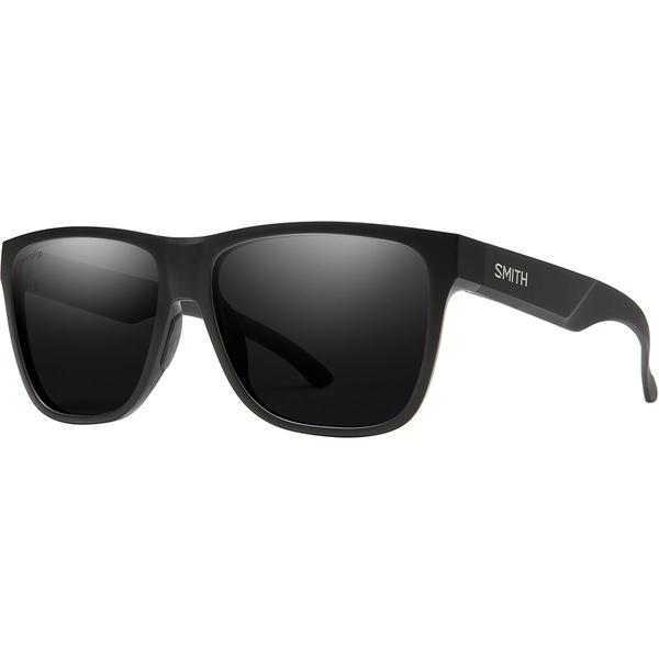 スミス メンズ サングラス・アイウェア アクセサリー Lowdown XL 2 ChromaPop Polarized Sunglasses - Men's Matte Black/Black Polarized