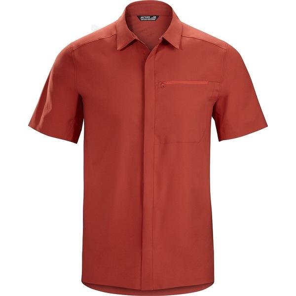 アークテリクス メンズ シャツ トップス Skyline Short-Sleeve Shirt - Men's Dark Matter