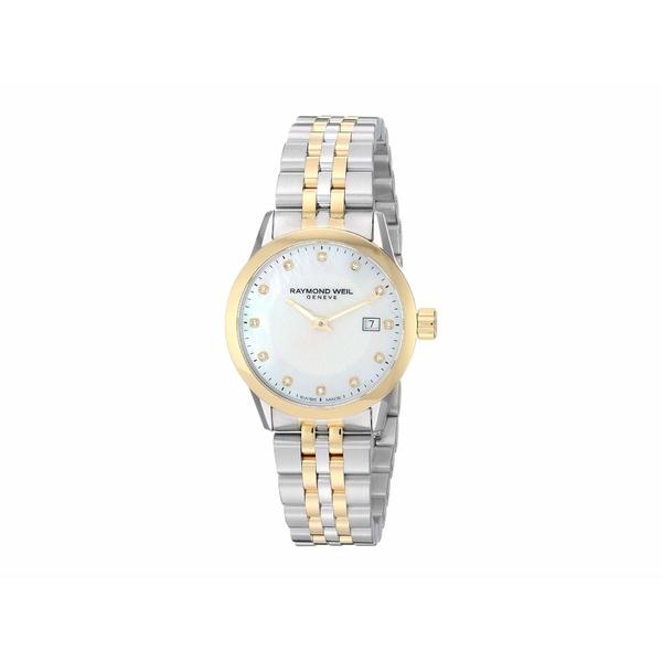 レイモンドウェイル レディース 腕時計 アクセサリー Freelancer - 5629-STP-97081 Yellow/Silver