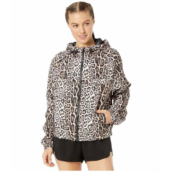 オンジー レディース コート アウター Breakaway Jacket Leopard