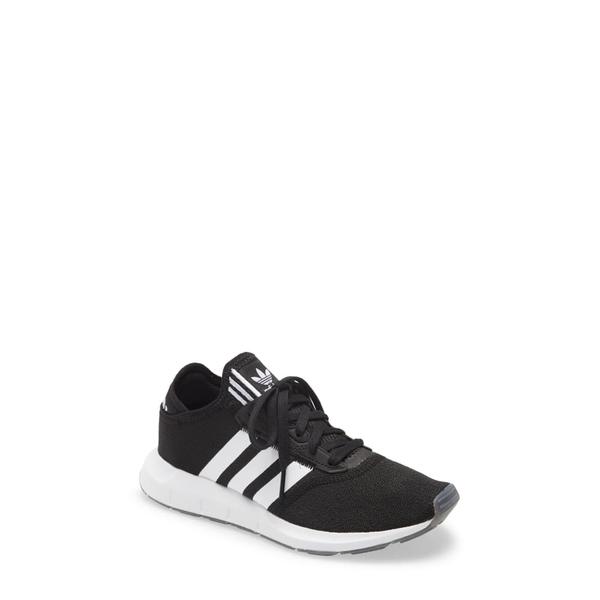 アディダス レディース スニーカー シューズ Swift Run X Sneaker Core Black/ White/ Silver