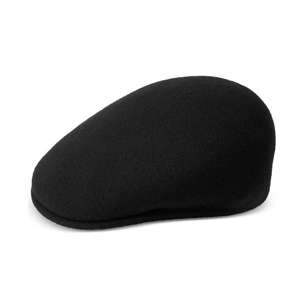 カンゴール メンズ アクセサリー 帽子 Black Cap 品質検査済 504 Men's 日本未発売 全商品無料サイズ交換