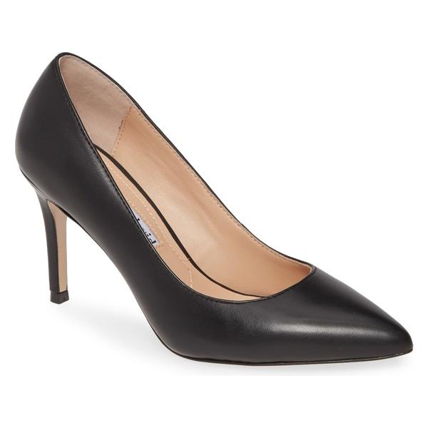 チャールズ・デイビッド レディース パンプス シューズ Charles David Vibe Pump (Women) Black Leather