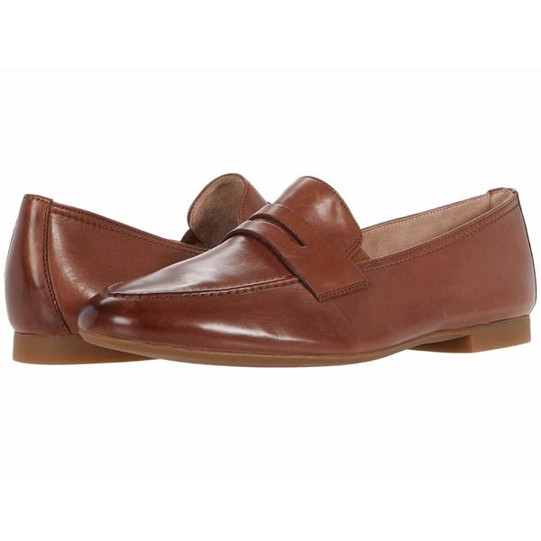 ポール・グリーン レディース スリッポン・ローファー シューズ Bonnie Flat Nougat Leather
