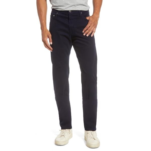 エージー メンズ カジュアルパンツ ボトムス AG Tellis SUD Modern Slim Fit Stretch Twill Pants Rich Navy