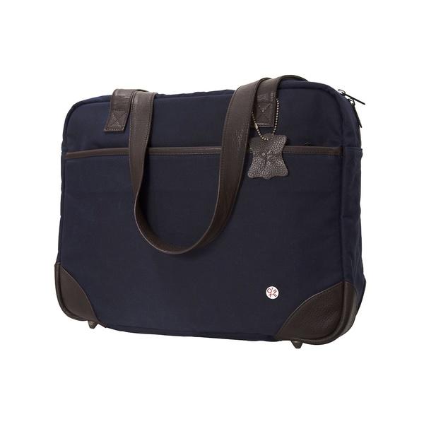 トーケン レディース バッグ ショルダーバッグ 送料無料 一部地域を除く Navy Bag 引き出物 Hudson Shoulder 全商品無料サイズ交換 Waxed