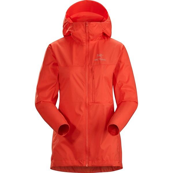 アークテリクス レディース ジャケット&ブルゾン アウター Squamish Hooded Jacket - Women's Hyperspace
