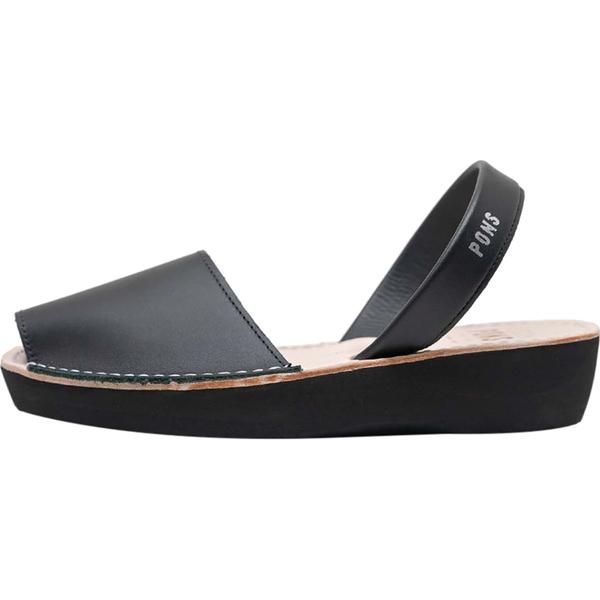 ポンズアバカス レディース サンダル シューズ Classic Platform Sandal - Women's Black