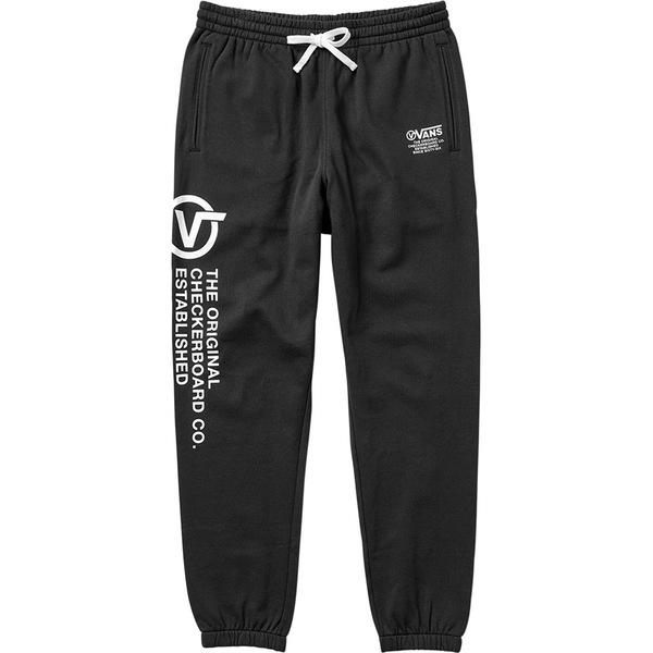 バンズ メンズ カジュアルパンツ ボトムス Distort Type Fleece Pant - Men's Black