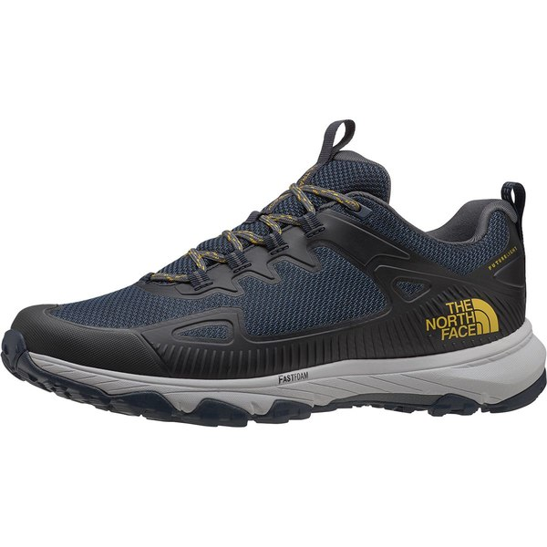 ノースフェイス メンズ ハイキング スポーツ Ultra Fastpack IV Futurelight Hiking Shoe - Men's Urban Navy/Zinc Grey