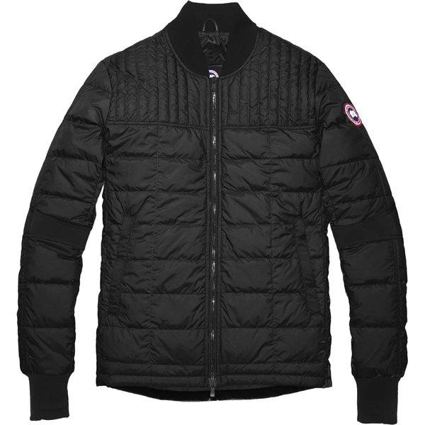 カナダグース メンズ ジャケット&ブルゾン アウター Dunham Down Jacket - Men's Black