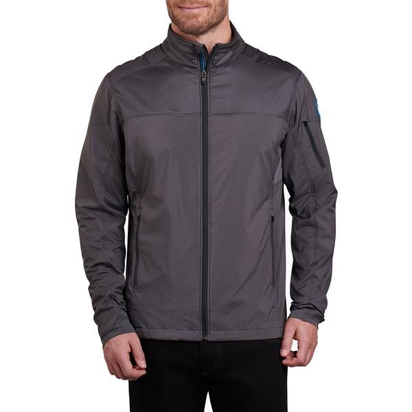 キュール メンズ ジャケット&ブルゾン アウター Aero Lite Insulated Jacket - Men's Carbon