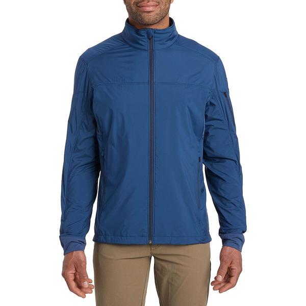 キュール メンズ ジャケット&ブルゾン アウター Aero Lite Insulated Jacket - Men's Storm Blue