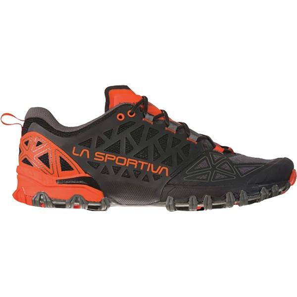 ラスポルティバ メンズ ランニング スポーツ Bushido II Trail Running Shoe - Men's Carbon/Tangerine