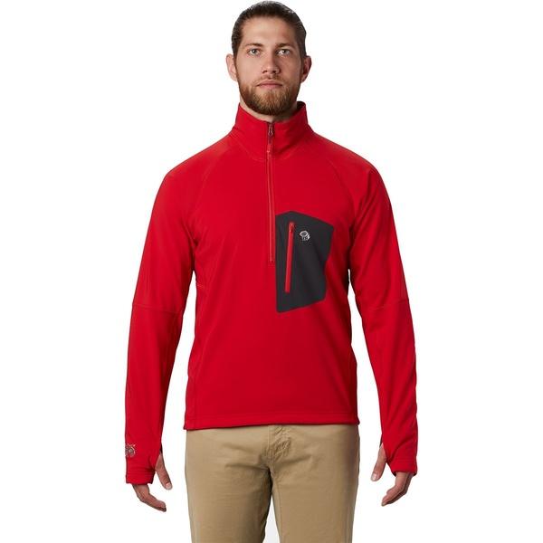 マウンテンハードウェア メンズ ジャケット&ブルゾン アウター Keele Pullover Jacket - Men's Racer